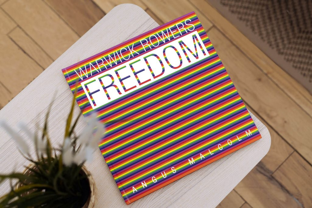 WR17 'Freedom' : Limited Edition Coffee Table Book