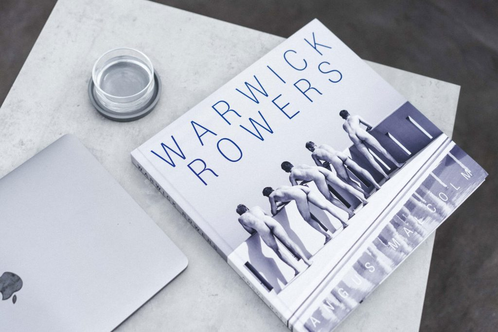 WR16 'Warwick Rowers' : Limited Edition Coffee Table Book