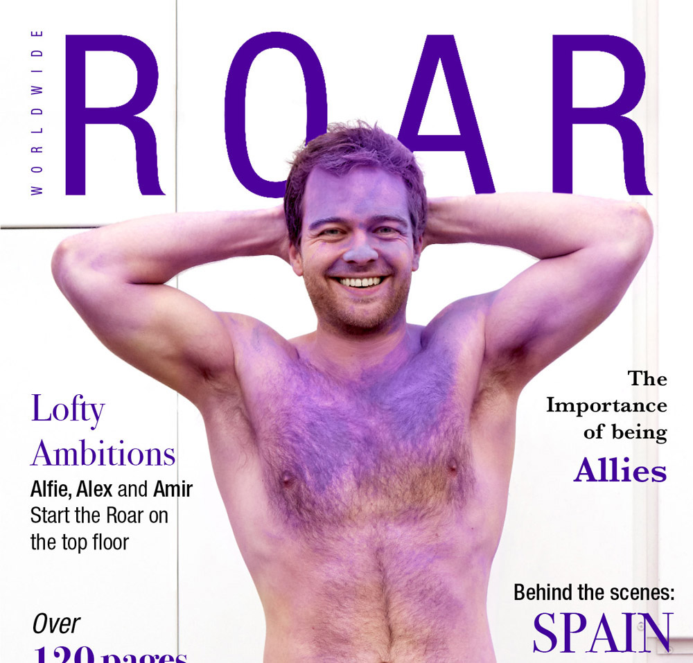 WR20 ROAR Magazine Issue 1