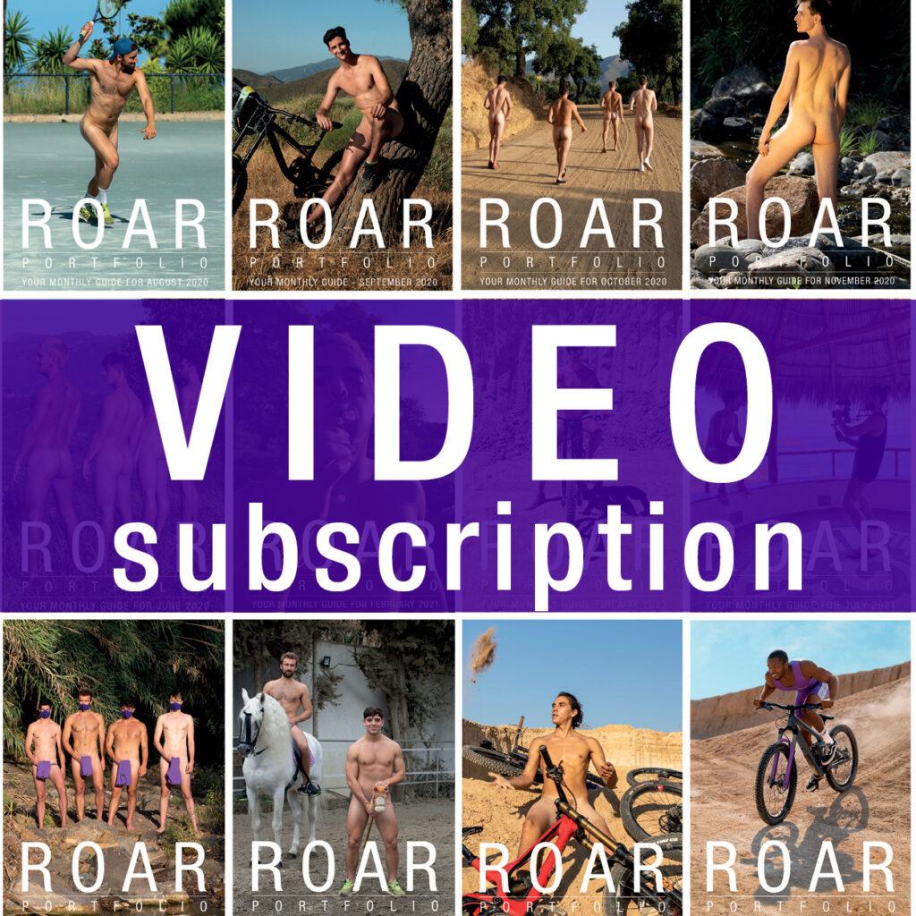 WR22 Video Portfolio Subscription